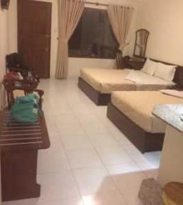Номер в отеле Ocean Star Resort
