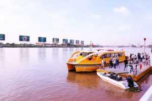 В Хошимине открыты новые речные маршруты
