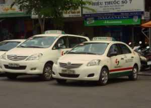 Новые места для такси в Хошимине