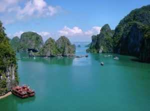 Туризм во Вьетнаме составляет небольшую долю в ВВП