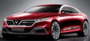 Vinfast представили на выбор 20 вариантов своих автомобилей