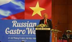 Винодельня «Фанагория» приняла участие в выставке во Вьетнаме