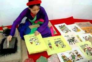 Во Вьетнаме прошла ярмарка кустарных промыслов деревень