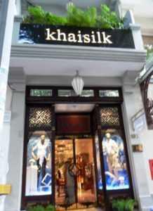 Скандал с вьетнамской компанией Khaisilk