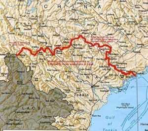 Вьетнам и Китай ведут борьбу с трансграничным криминалом