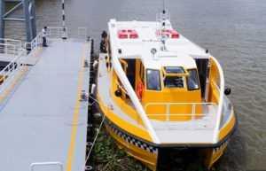 В Хошимине будет курсировать речной трамвай