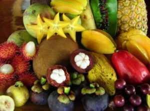Увеличивается экспорт фруктов и овощей из Вьетнама