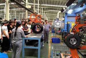 Во Вьетнаме будут выпускать шины для грузовиков Cooper