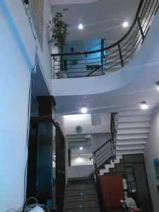 В отеле Челси