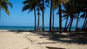 Пляж Анбанг ─ один из красивейших в Азии