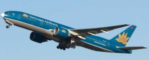Vietnam Airlines интересуется рынком в Белоруссии и Украины