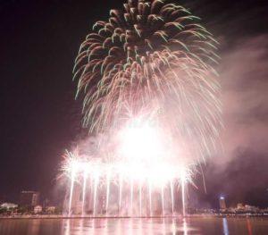 В Дананге пройдет международный фестиваль фейерверков