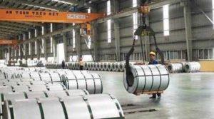 Увеличился экспорт стали из Вьетнама