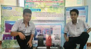 Школьники во Вьетнаме разработали вакуумный кондиционер