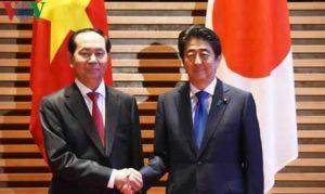 Вьетнам и Япония расширяют военно-морское сотрудничество