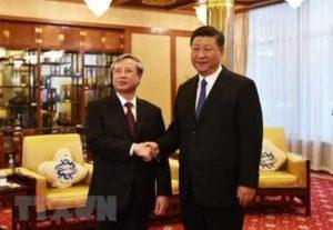 Китай хочет активизировать связи с Вьетнамом