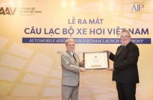 В Ханое открыли Автомобильную Ассоциацию Вьетнама