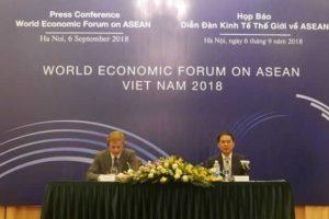 В Ханое начался Всемирный экономический форум АСЕАН