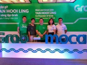 Grab и Moca объявили о стратегическом партнерстве во Вьетнаме