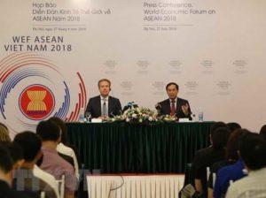 WEF ASEAN 2018 смотрит в сторону развития цифрового рынка