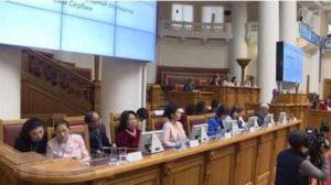 Вице-президент Вьетнама на втором Евразийском женском форуме