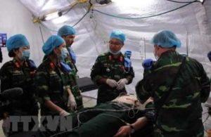 Миротворческая деятельность Вьетнама в Южном Судане
