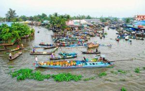 Инвестиции в плавучий рынок Nga Bay
