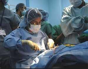 В больницах Вьетнама стараются сократить инфицирование при хирургическом вмешательстве