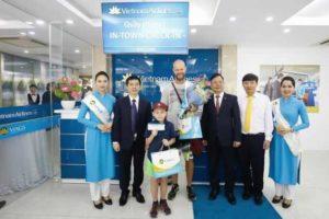Vietnam Airlines запускает регистрацию в городе