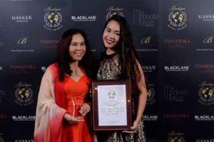 Salinda Resort выигрывает Boutique Hotel Awards