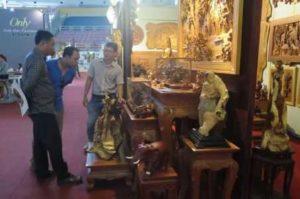 Открылась выставка мебели и меблировки в Хошимине