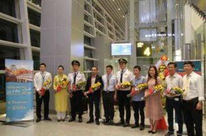 Vietnam Airlines запустили новый маршрут