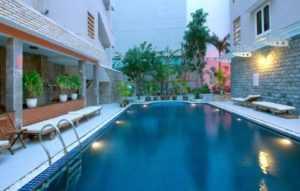 Отель Luxury Nha Trang