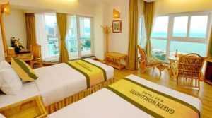 Отель Green World Nha Trang