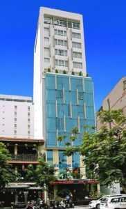 Расположение отеля Нам Хунг