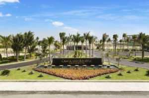 Местоположение Riviera Beach Resort & Spa