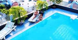 Отель The Summer