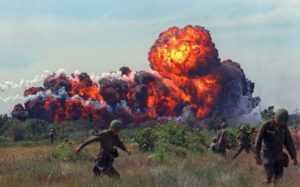 Бомбардировки Вьетнама