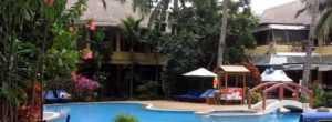 Отель Bamboo Village Beach