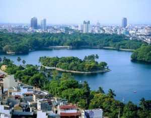 Отели для отдыха с детьми в Ханое