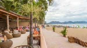 Пляж отеля Старлет