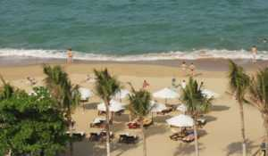 Пляж отеля Регалия