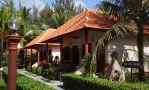 Отель Thien Thanh Resort