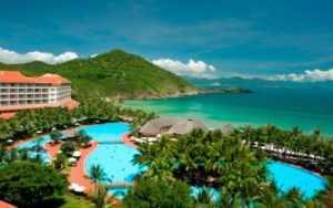 Остров Винперл во Вьетнаме