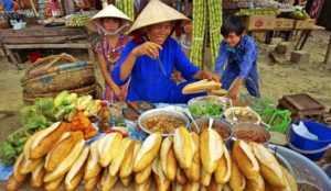 Вьетнамский фаст-фуд