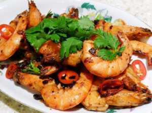 Морепродукты во вьетнамской кухне