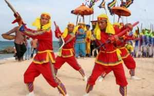 Фестиваль Кван в Дананге