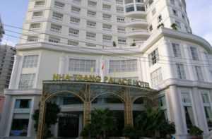 Отель Палас. Нячанг