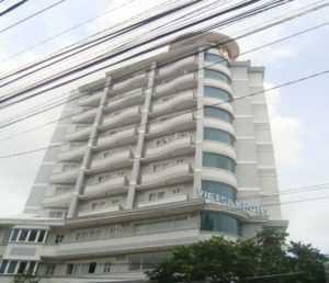 Отель Viet Sky
