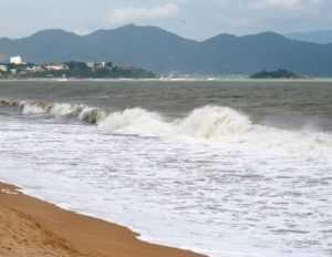 Погода в центре Вьетнама в октябре
